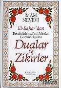 Kahraman Yayınları - (13x19.5) Dualar ve Zikirler / El-Ezkar Resullah'ın Dilinden