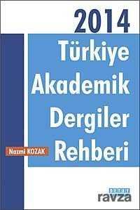 2014 Türkiye Akademik Dergiler Rehberi