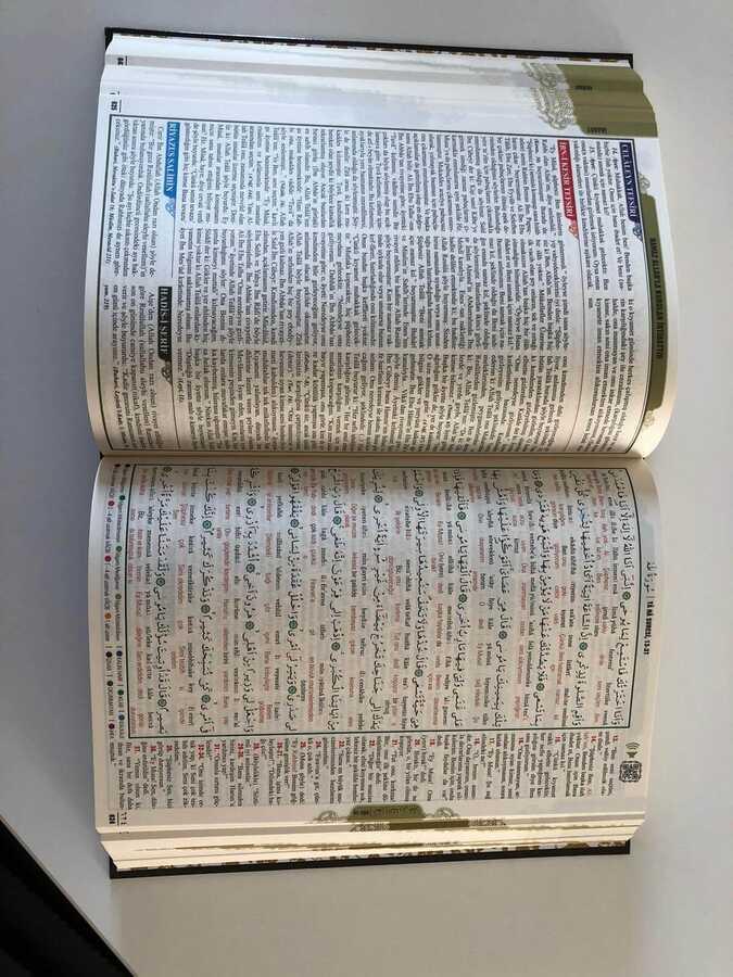 30 Özellikli Kur'an-ı Kerim ve Tefsiri-(Kargo Bedava)
