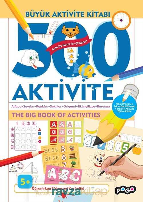 Pogo Çocuk - 500 Aktivite