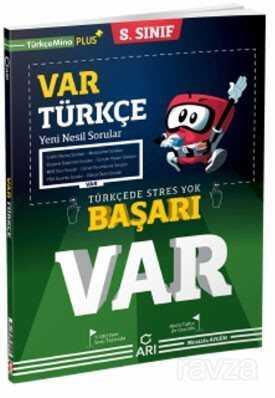 8. Sınıf Var Türkçe Yeni Nesil Sorular