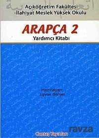 Cantaş Yayıncılık - Açıköğretim İçin Arapça 2 Yardımcı