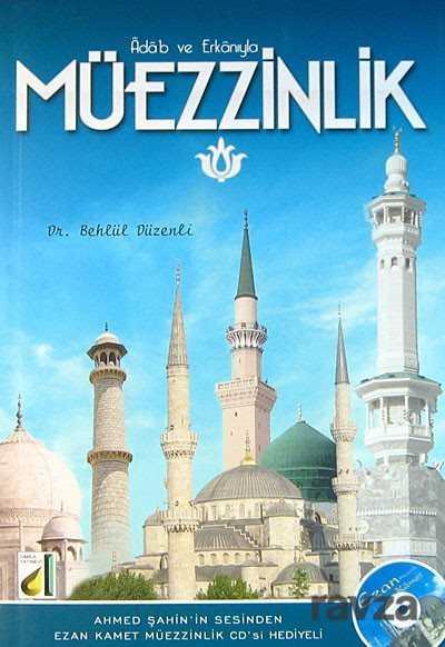 Damla Yayınları - Adab ve Erkanıyla Müezzinlik (Cd Ekli)