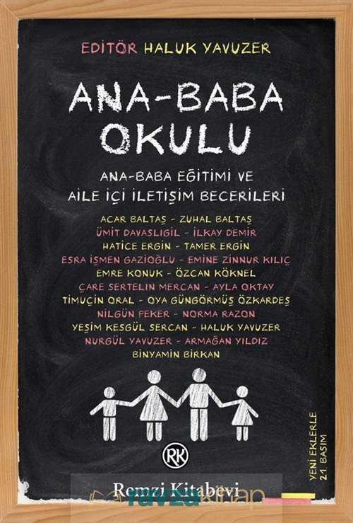 Remzi Kitabevi - Ana-Baba Okulu