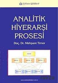 Türkmen Kitabevi - Analitik Hiyerarşi Prosesi