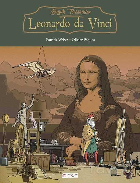 Büyük Ressamlar - Leonardo da Vinci