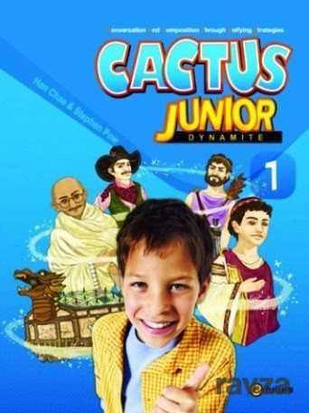 E-Future - Cactus Junior 1 with Workbook +CD