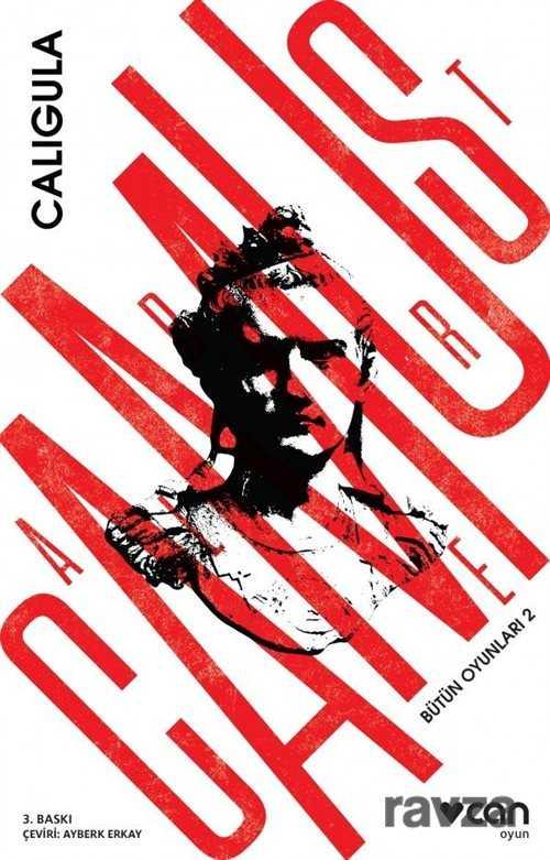 Can Yayınları - Caligula / Bütün Oyunları 2