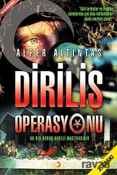 Cinius Yayınları - Diriliş Operasyonu