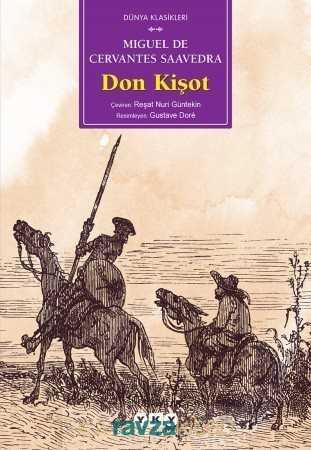 Yapı Kredi Yayınları - Don Kişot (Karton Kapak)