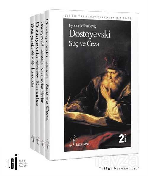 Dostoyevski Set (4 Kitap)