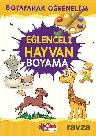 Eglenceli Hayvan Boyama