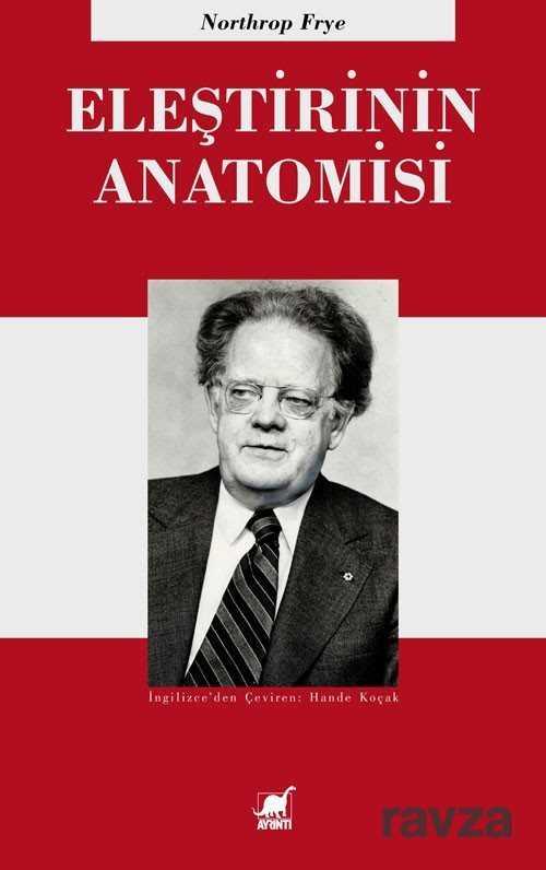 Ayrıntı Yayınları - Eleştirinin Anatomisi