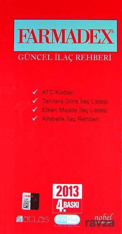 Nobel Tıp Kitabevleri - Farmadex Güncel İlaç Rehberi