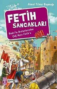 Timaş Genç Yayınları - Fetih Sancakları