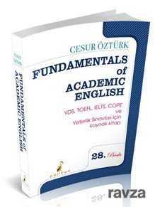 Pelikan Tıp Teknik Yayınları - Fundamentals of Academic English