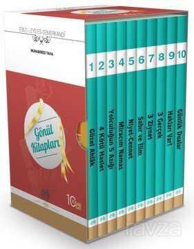 Gönül Kitapları (10 Kitap Kutulu Set)