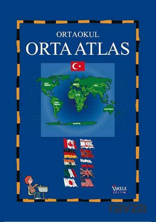 İskele Yayıncılık - İlköğretim Orta Atlas