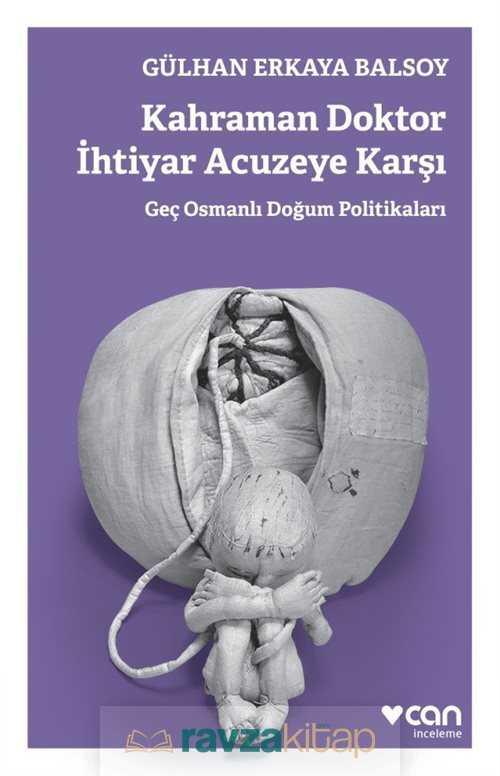 Can Yayınları - Kampanya - Kahraman Doktor İhtiyar Acuzeye Karşı