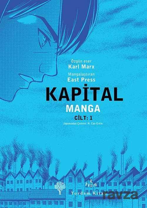 Yordam Kitap - Kapital Manga Cilt-1