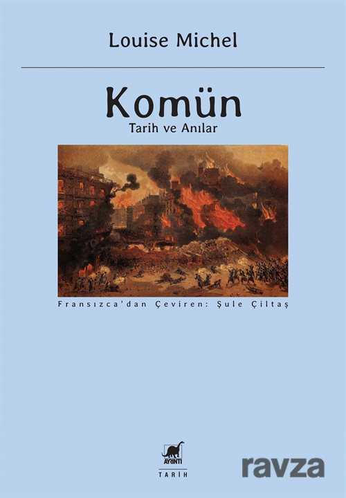 Ayrıntı Yayınları - Komün