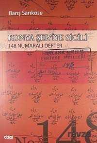 Konya Şer'iye Sicili 148 Numaralı Defter
