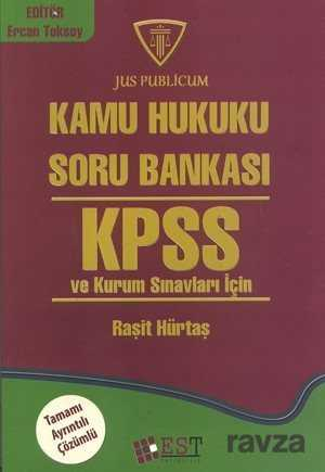 KPSS ve Kurum Sınavları İçin Kamu Hukuku Soru Bankası