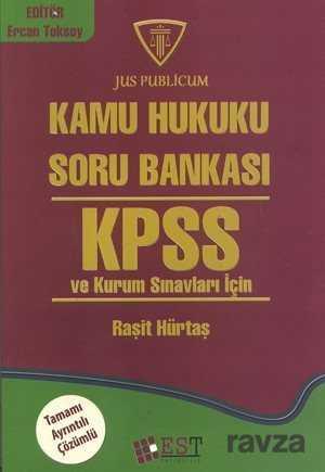Est Yayıncılık - KPSS ve Kurum Sınavları İçin Kamu Hukuku Soru Bankası