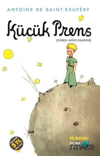 Fom Kitap - Küçük Prens (Cep Boy)