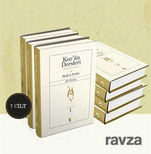 Kur'an Dersleri Meal-Tefsir (7 Cilt)