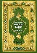 Kur'an-ı Kerim'in Yüce Meali (Hafız Boy 1. hmr) Elmalılı M. Hamdi Yazır (metinsiz)