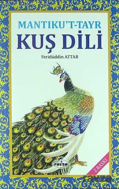 Ravza Yayınları - Mantıku't-Tayr - Kuş Dili