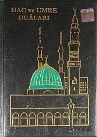 Hayrat Vakfı Yayınları - Mealli Hac ve Umre Duaları (Cep Boy)
