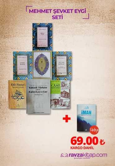 Ravzakitap Kampanya - Mehmet Şevket Eygi Seti ( 7 + 1 Kitap )