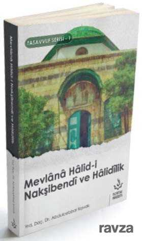 Nizamiye Akademi Yayınları - Mevlana Halidi Nakşibendi ve Halidilik