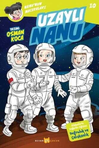 Nanu'nun Maceraları 10 Uzaylı Nanu