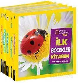 National Geographic Kids- İlk Kitaplarım Serisi (6 Kitap)