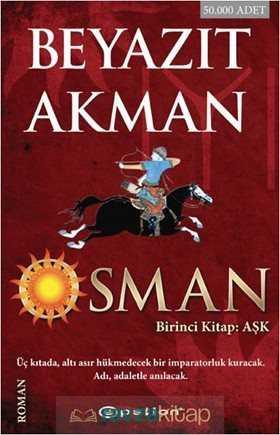 Epsilon Yayınları - Osman / Birinci Kitap: Aşk