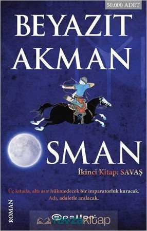 Epsilon Yayınları - Osman / İkinci Kitap: Savaş