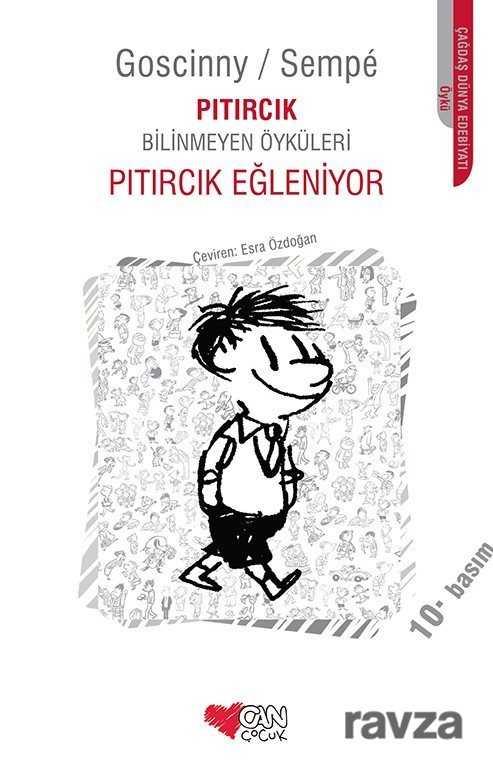 Can Çocuk Yayınları - Pıtırcık Eğleniyor