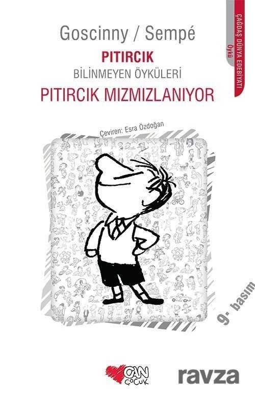 Can Çocuk Yayınları - Pıtırcık Mızmızlanıyor / Pıtırcık Bilinmeyen Öyküleri