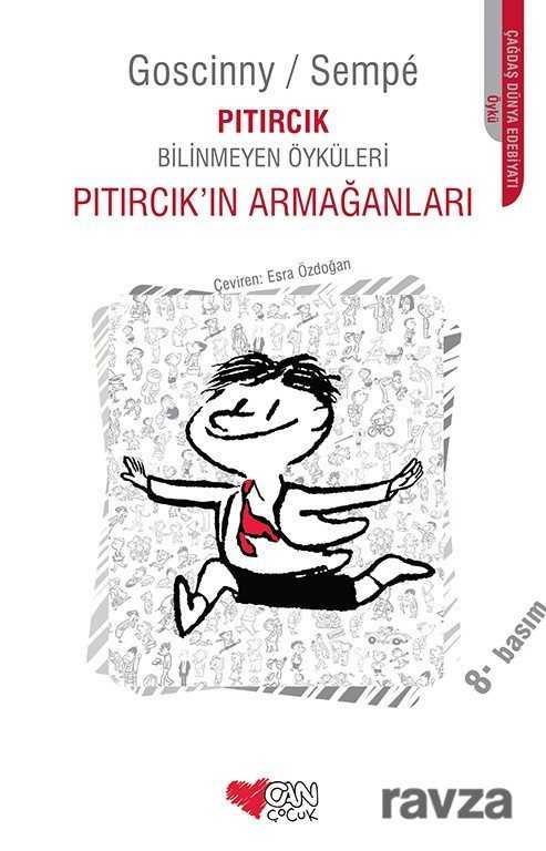 Can Çocuk Yayınları - Pıtırcık'ın Armağanları
