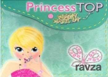 Princess Top Funny - Make Up (Yeşil)