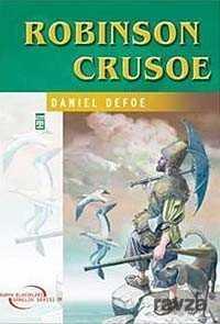Timaş Çocuk Yayınları - Robinson Kruzo / İlk Gençlik Klasikleri
