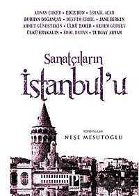 Pozitif Yayınları - Sanatçıların İstanbul'u