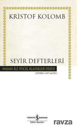 İş Bankası Yayınları - Seyir Defterleri (Karton Kapak)