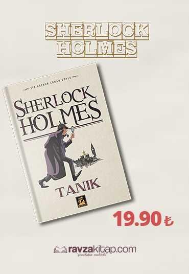 Ravzakitap Kampanya - Sherlock Holmes Tanık