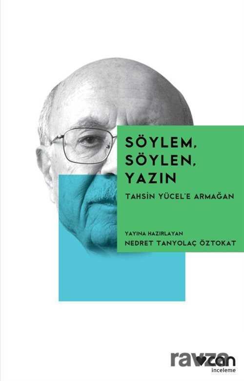Can Yayınları - Kampanya - Söylem, Söylen, Yazın