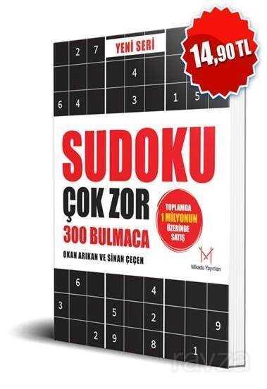 Sudoku Çok Zor / Yeni Seri