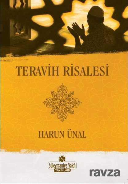 Süleymaniye Vakfı Yayınları - Teravih Risalesi